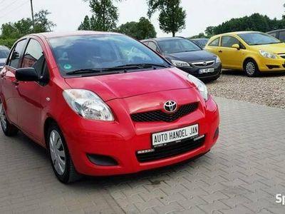 używany Toyota Yaris 1.3dm 100KM 2011r. 127 704km