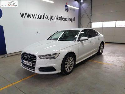 used Audi A6 2dm 190KM 2017r. 25 329km