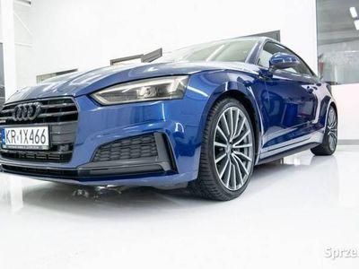 używany Audi A5 252 KM Quattro. Salon PL. S-Line. Virtual.