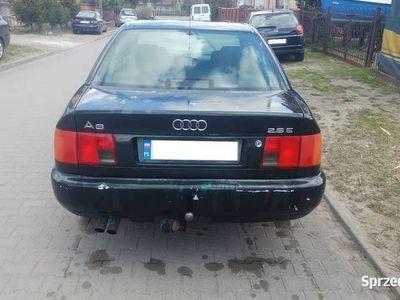 używany Audi A6 C4 Sedan 1997 rok, 2.6 V6 150KM.