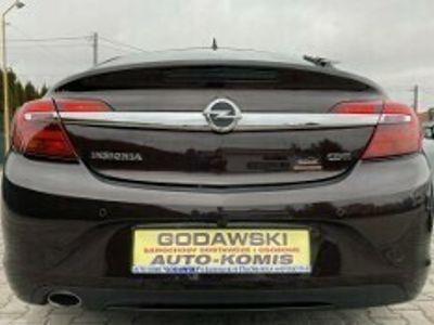 używany Opel Insignia II 2,0 170KM Navi,Ksenon,Kamera,Alu Salon PL I.wł Bez