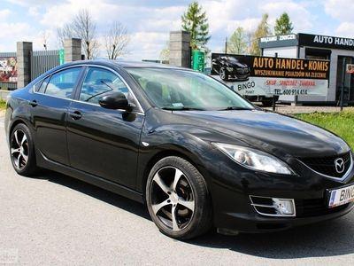 używany Mazda 6 II Sedan*2,0*147KM*6 biegów*Zarejestrowany*