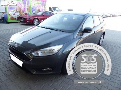 używany Ford Focus Focus 1.5dm3 95KM 2017r. 33 812kmKombi TREND 2017r., FV 23%, Gwarancja!!