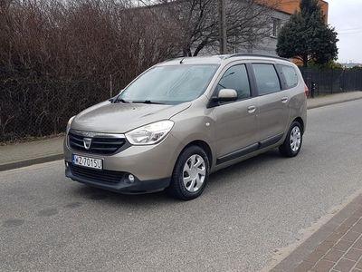 używany Dacia Lodgy 1.5 DCI / Klima / Polski Salon !!, Wejherowo