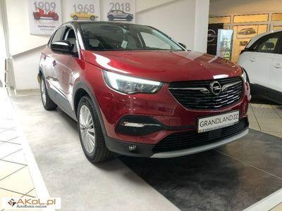 używany Opel Grandland X 1.2dm 130KM 2019r. 1km