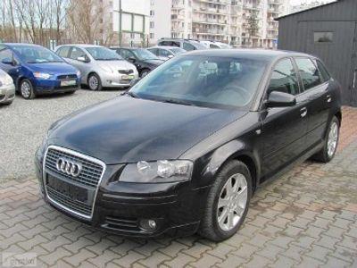 używany Audi A3 II (8P) 1.6 FSI Ambiente z Niemiec 4/5 drzwi.
