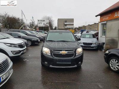 brugt Chevrolet Orlando 2dm3 163KM 2013r. 155 089km 2,0 Diesel 163 KM, Automat, Kamera cofania, Bluetooth, Navi, Tempomat