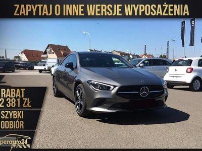 używany Mercedes CLA200 Klasa CLA 1.3(163KM) PROGRESSIVE + Advantage + Dach Panoramiczny