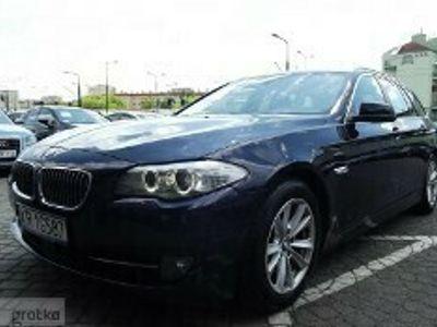 używany BMW 525 SERIA 5 d Touring Automat Opony lato+zima Ks.Serwis