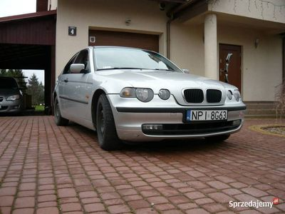 używany BMW 316 Compact Seria 3 Compact ti