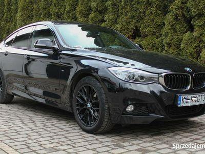 używany BMW 320 3GT d x drive 1 właściciel