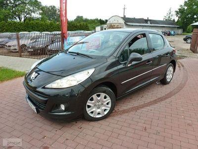 używany Peugeot 207 1.6dm 92KM 2011r. 168 000km