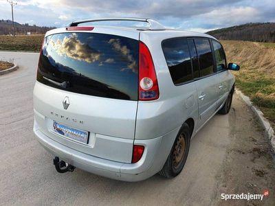 używany Renault Grand Espace 2005r, 2,0 turbo benzyna plus GAZ