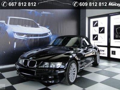 używany BMW Z3 *1.9 Benzyna 140km*Cabrio*skóra*grzane fotele*