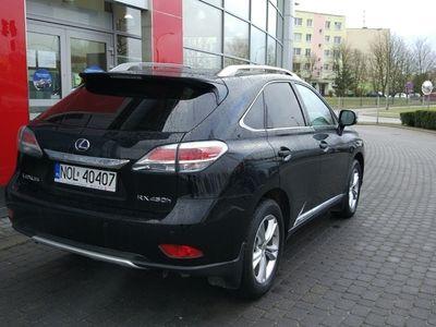 używany Lexus RX450h Elegance Hybryda, 2012 r.