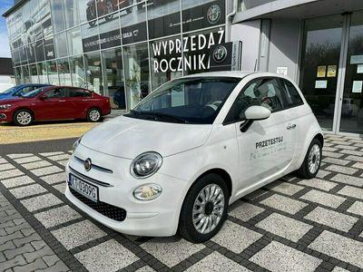używany Fiat 500 1dm 70KM 2020r. 2 720km