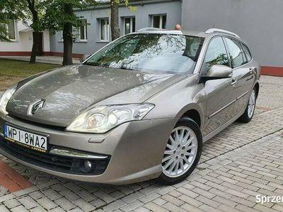 używany Renault Laguna diesel fabrycznie bez dpf