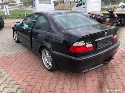 używany BMW 330 coupe rok 2002 m pakiet nie m3
