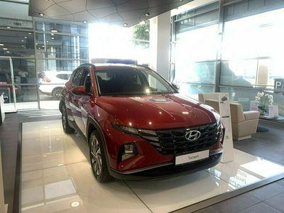 używany Hyundai Tucson rabat: 3% (4 000 zł)