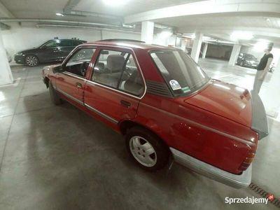 używany Opel Ascona 1986 rok, oryginalny lakier!