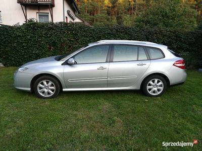 używany Renault Laguna III 2.0 BENZYNA 140 KM 2008 ROK