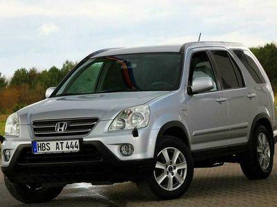 używany Honda CR-V 2dm 150KM 2005r. 219 042km