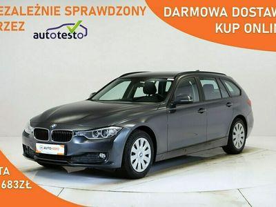 używany BMW 318 DARMOWA DOSTAWA, Serwis ASO, Xenon, PDC, Navi, grzane fotele, F30 (2012-)