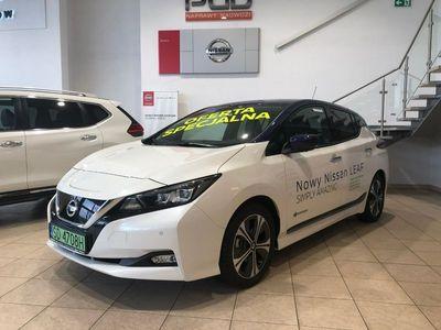 używany Nissan Leaf 1.1dm 150KM 2019r. 3 924km