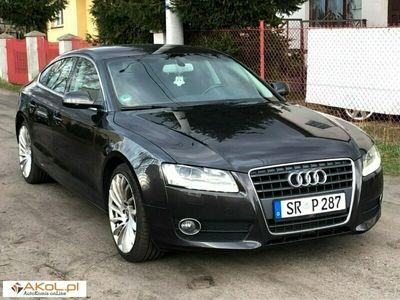 używany Audi A5 2dm 170KM 2010r. 248 000km