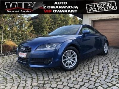 używany Audi TT II (8J) ksenon • BOSE • alcantara • czarny sufit • SERWIS