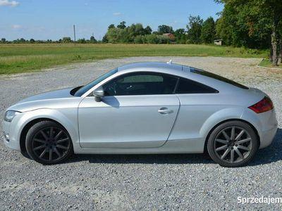 używany Audi TT 8J 2.0 TDI quattro 2008 r