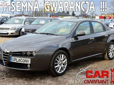 używany Alfa Romeo 159 1,9JTD Klimatr Alus GWARANCJA 1.9 2006r. automatyczna klima.