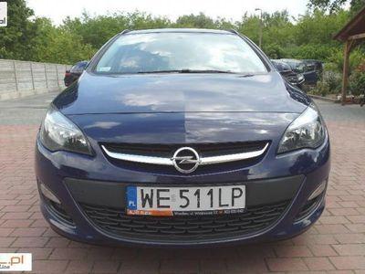 brugt Opel Astra 1.6dm3 110KM 2015r. 97 000km Salon polska FAKTURA VAT gwarancja