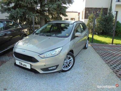 używany Ford Focus 1.5dm 120KM 2015r. 98 000km