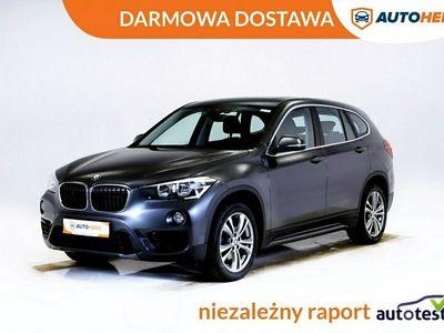 używany BMW X1 DARMOWA DOSTAWA, Xdrive, Navi, PDC, Grzane fotele, Serwis ASO, I właśc II (F48) (2015-)