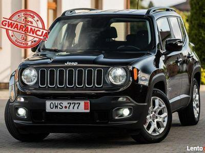 używany Jeep Renegade 1.6dm 120KM 2015r. 110 000km