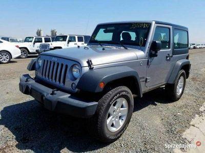 używany Jeep Wrangler WranglerSport 3.6 285 KM automat 2018 III (2006-)