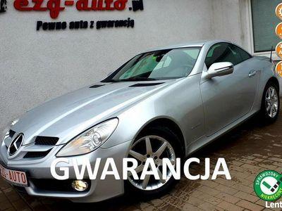 używany Mercedes SLK200 R171 1.8 163KM