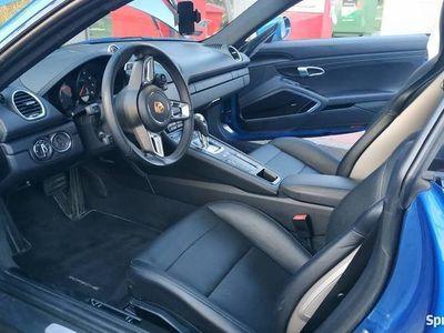 używany Porsche 718 Cayman SALON PL FULL|Cesja Leasingu FV