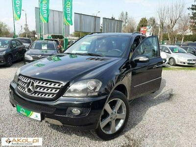 używany Mercedes GLE450 AMG 3dm 224KM 2008r. 160 000km