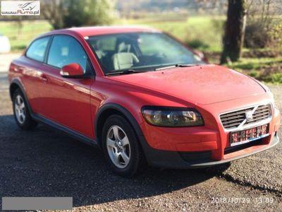 used Volvo C30 1.6dm3 101KM 2009r. 171 900km 1.6 101 KM Benzyna stan bdb jak Nowy 2009r