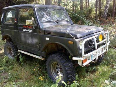 używany Suzuki Samurai SJ410 diesel zmota