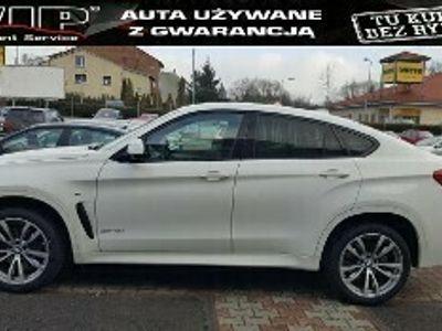 używany BMW X6 F16 xDrive40d