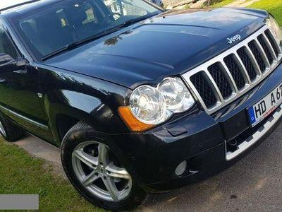 używany Jeep Grand Cherokee OVERLAND 3.0crd LIFT XENON kamera navi !!!