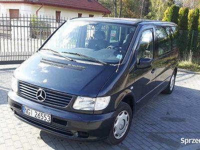 używany Mercedes V220 V-Klasa2.2 CDI (nie Vito)