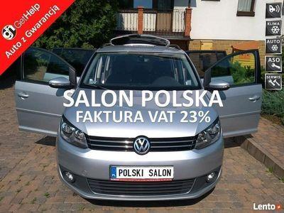 używany VW Touran 1.4 Salon PL Pełen Serwis ASO 1 WŁ. FV COMFORTLINE 1.4TSI 140 KM