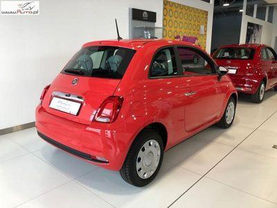 used Fiat 500 1.2dm3 69KM 2018r. km POP DUALOGIC 1.2 69KM WYPRZEDAŻ ROCZNIKA W ASO