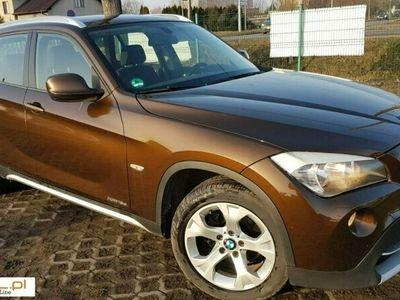 używany BMW X1 2dm 143KM 2012r. 165 000km