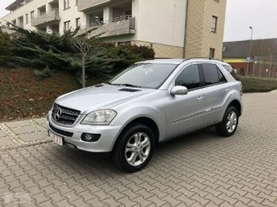 używany Mercedes 280 Klasa ML W164CDI Zadbany, Szczecin