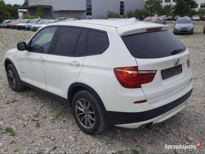 używany BMW X3 X32.0 sDRIVE 18d 2013 F25 (2010-)